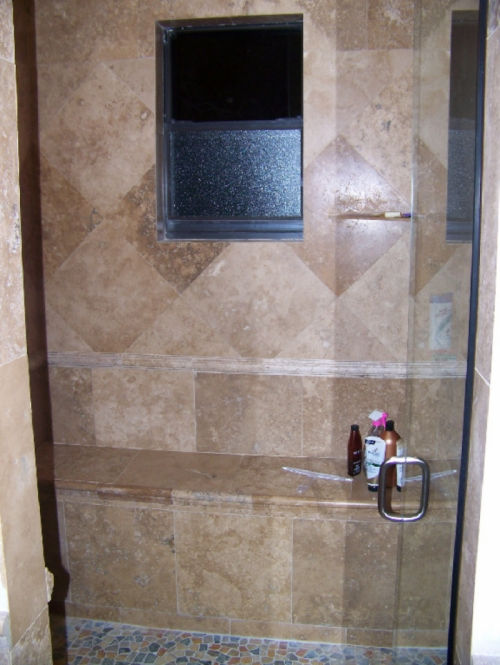 Shower Bath Stone 50
