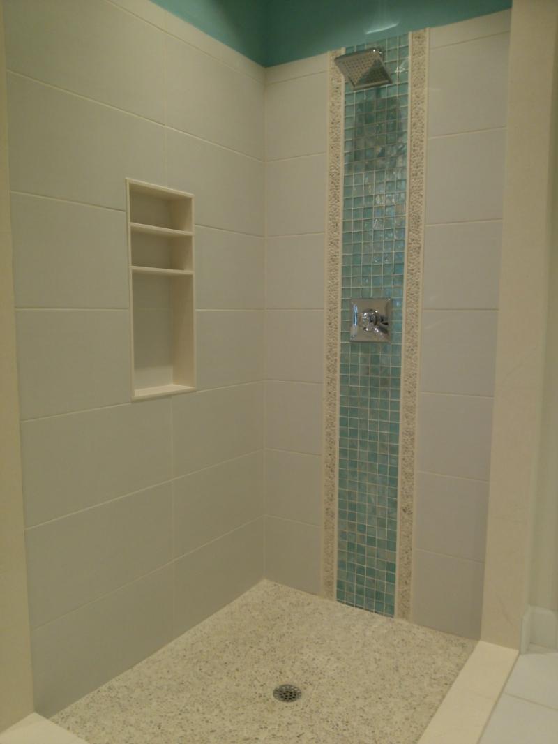 Shower bath tile for Waterfall design tiles