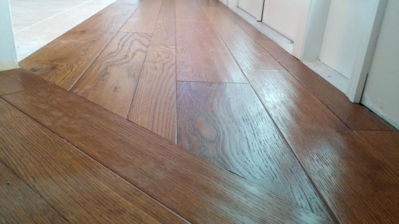 Wood floors for Down floor